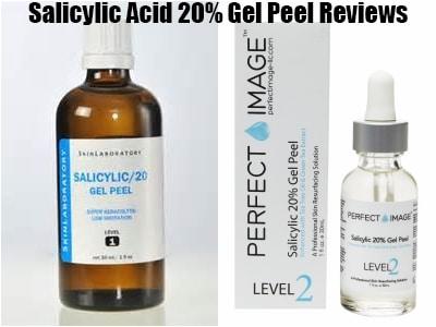 Salicylic Acid 20% Gel Peel