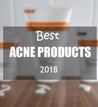 Best Acne Products 2018
